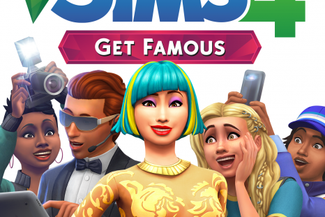 the sims 4 get famous expansion pack release date