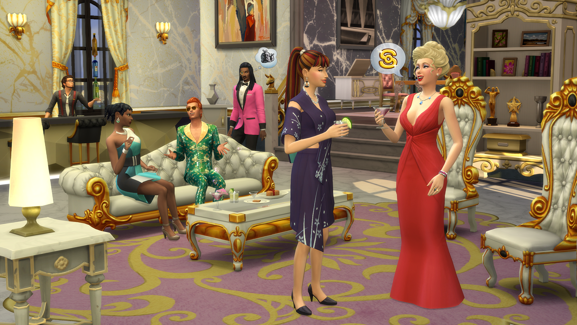 the sims 4 get famous screenshot release date