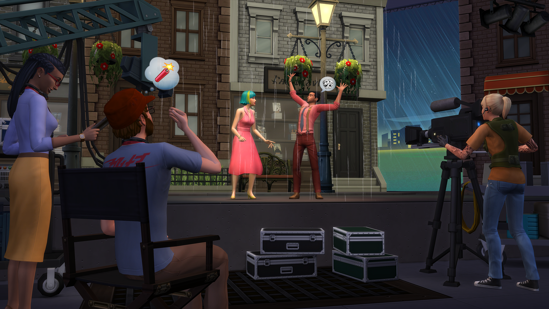 teh sims 4 get famous screenshot expansion pack release date