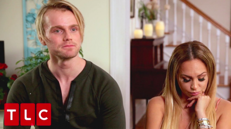90 Day Fiance Jesse and Darcey