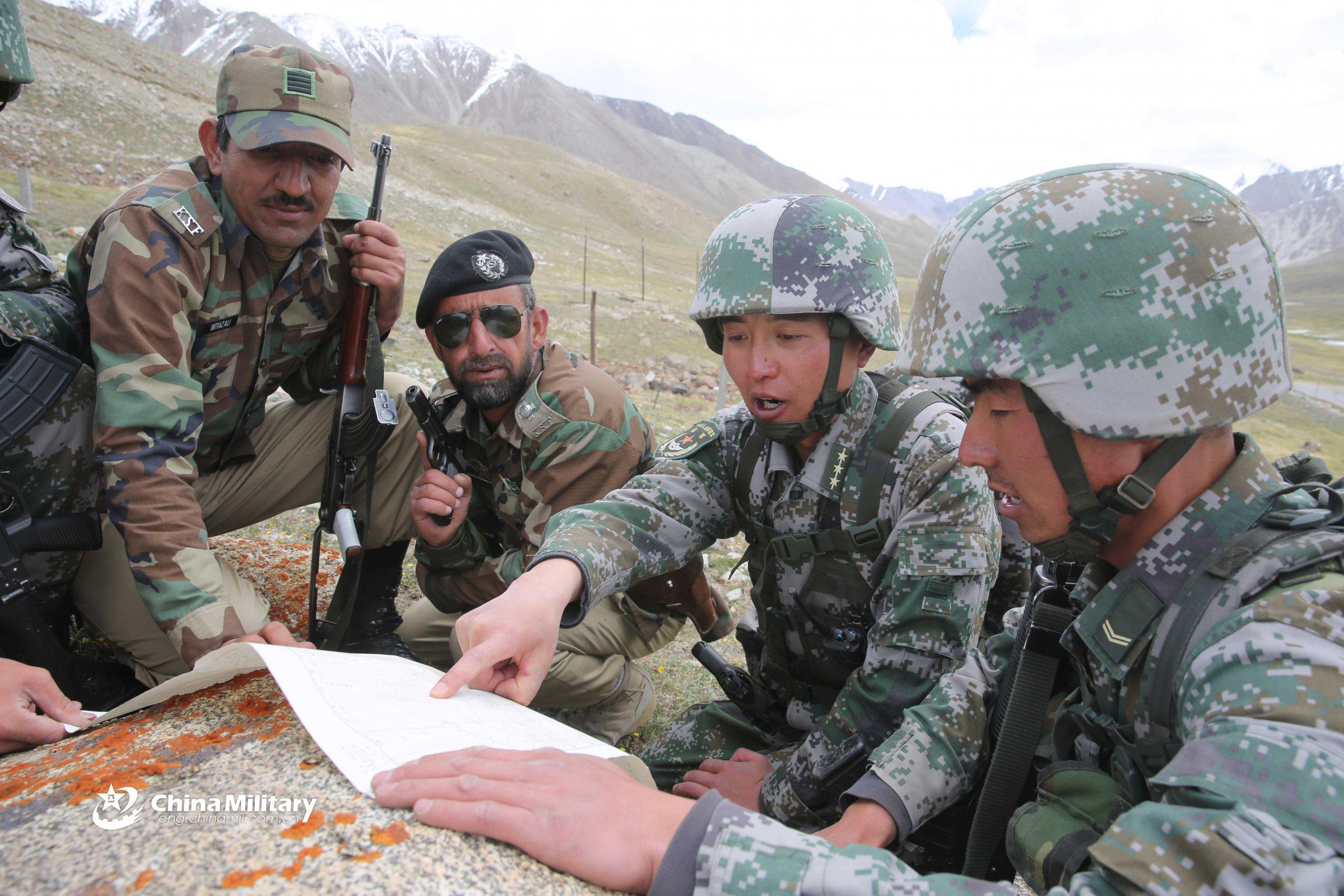 ChinaPakistanBorderPatrol
