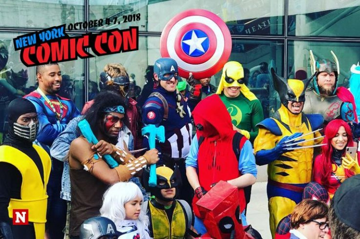 Our Cosplay Favorites from NYCC 2018