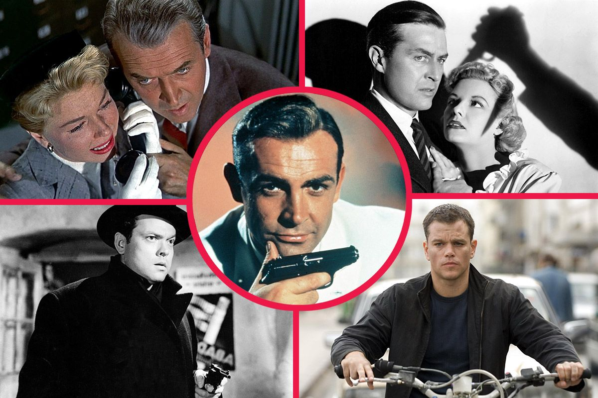 Best Spy Movies From Bourne And Bond To Mission Impossible And Beyond
