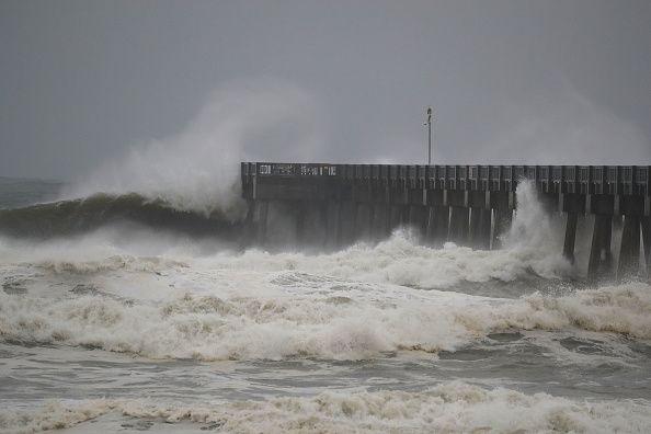 latest hurricane michael rainfall totals  predictions for florida  alabama  georgia