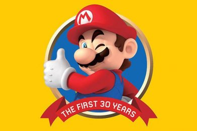 Mario Book Cover
