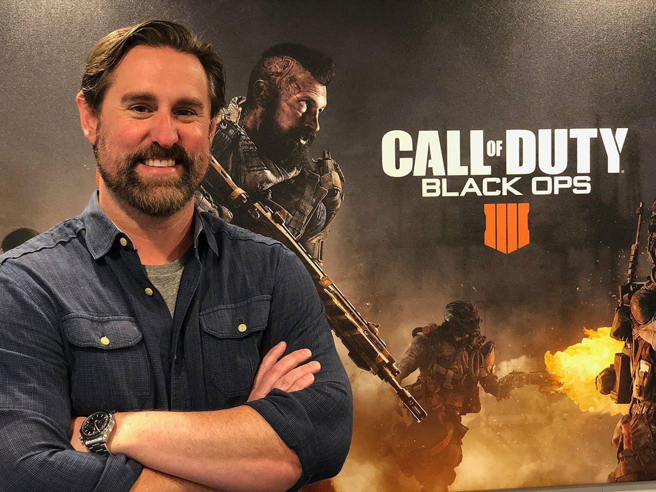 Call of Duty Dan Bunting