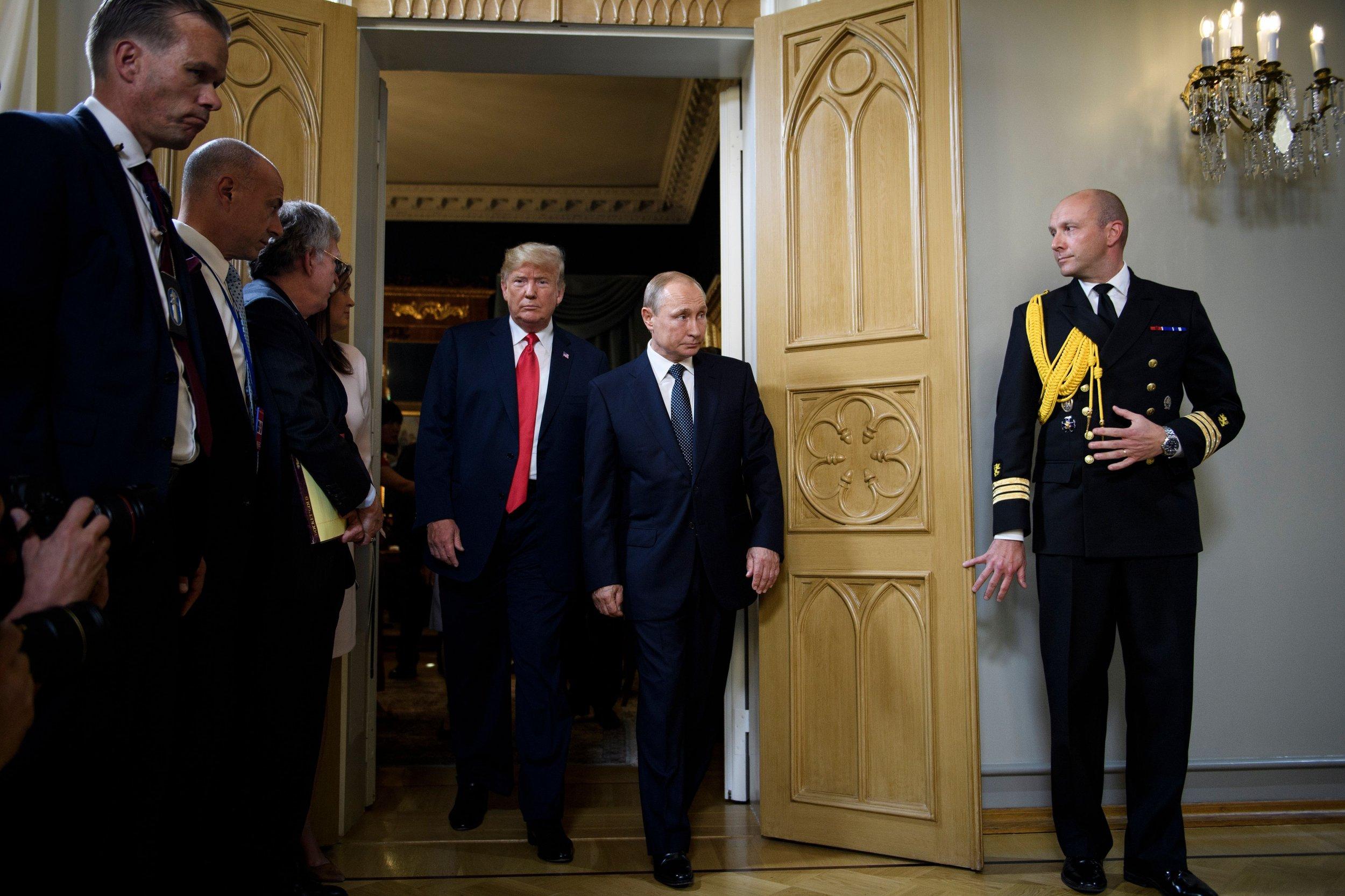 Trump-Russia Dossier Christopher Steele