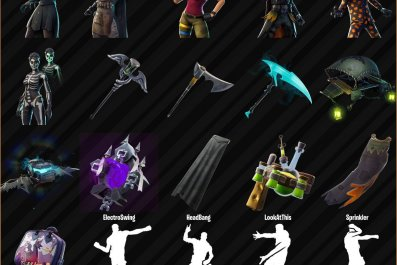 fortnite week 3 skins