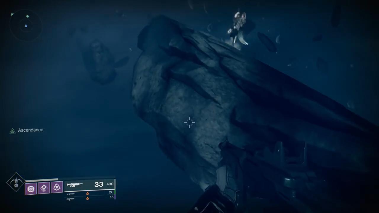 Destiny 2 Ascendant Challenge 6 puzzle