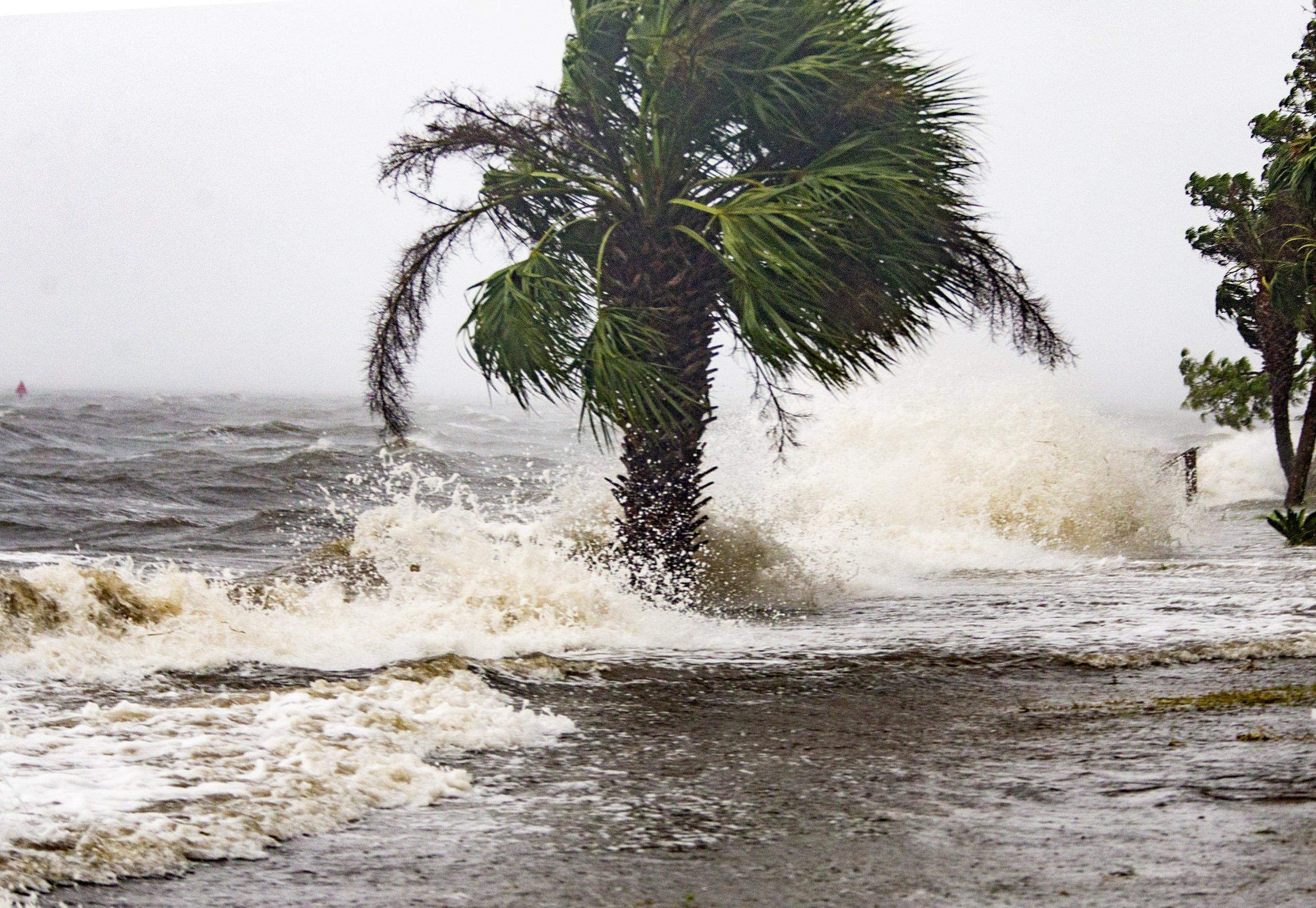 Hurricane Michael makes landfall, damages homes, properties