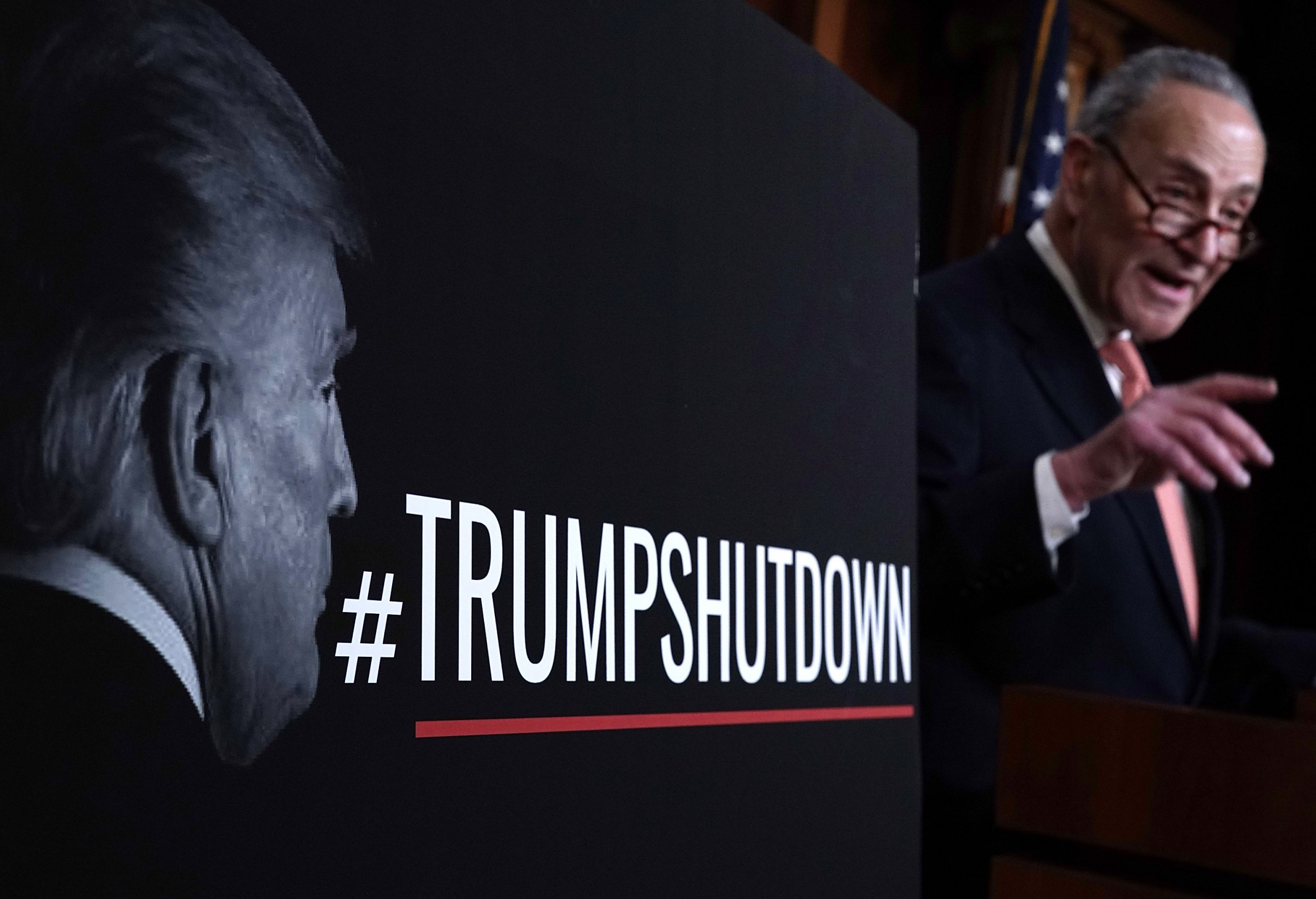Chuck Schumer Fact Checks Trump's USA Today Op-ed With More Than a Dozen Corrections