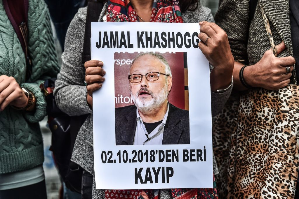 Jamal Khashoggi, disappearance, apple watch