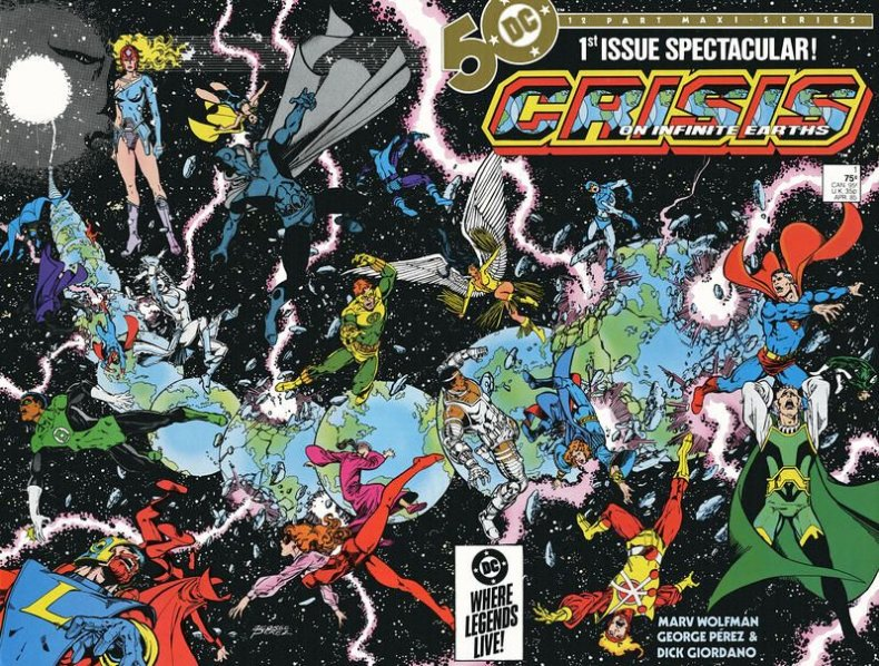 crisis on infinite earths the flash season 5