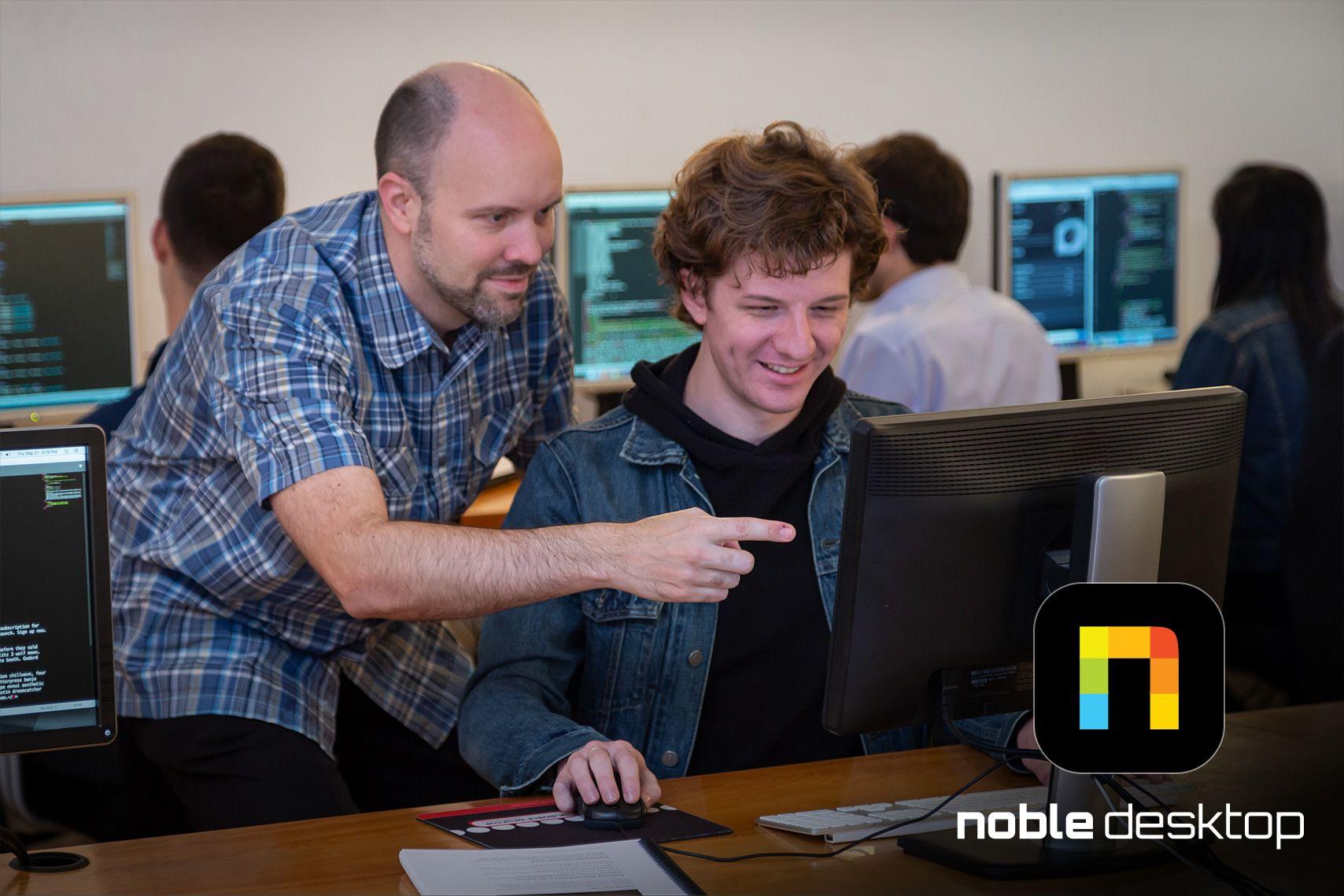 Noble Desktop