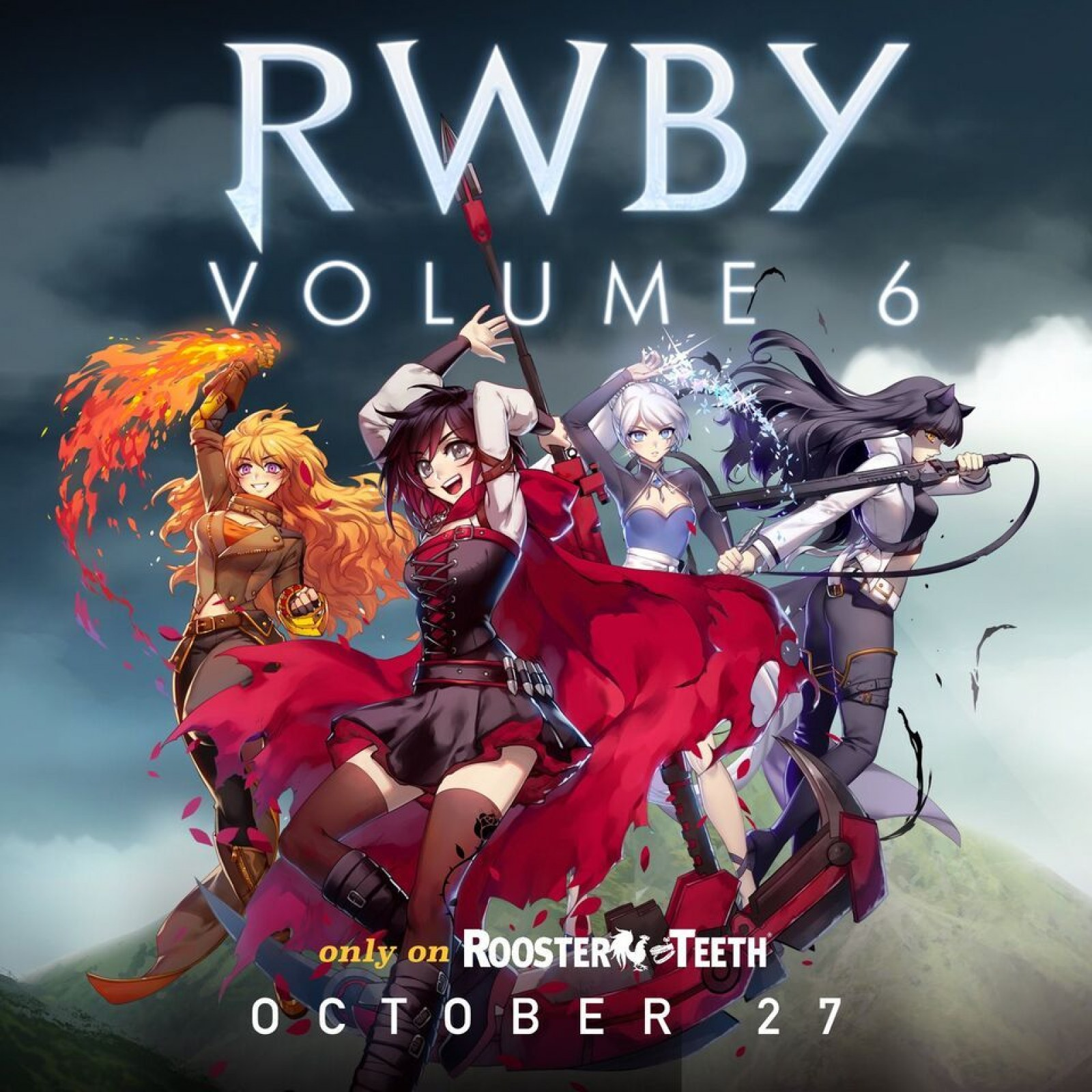 RWBY' Volume 6: Kerry Shawcross and Lindsay Jones Talk