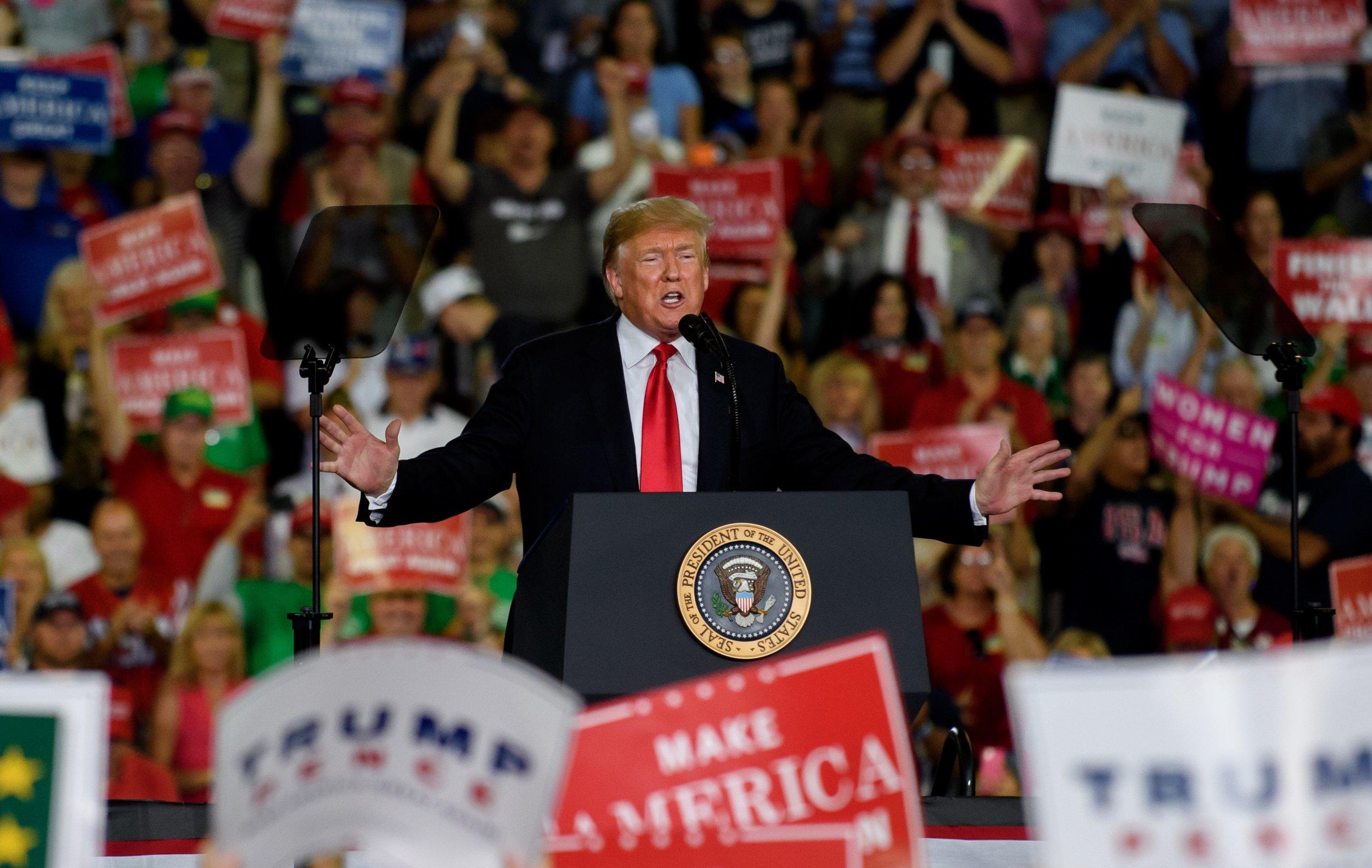 Donald Trump Pennsylvania rally