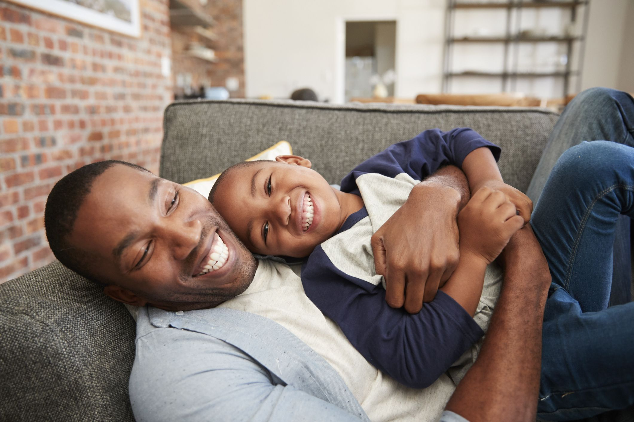 father-son-parent-stock
