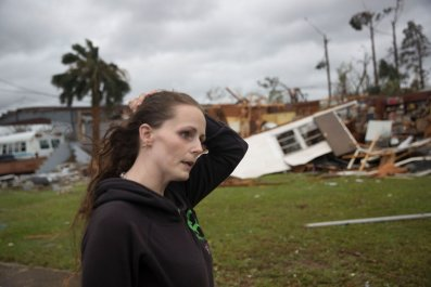 hurricane michael damages, power outages