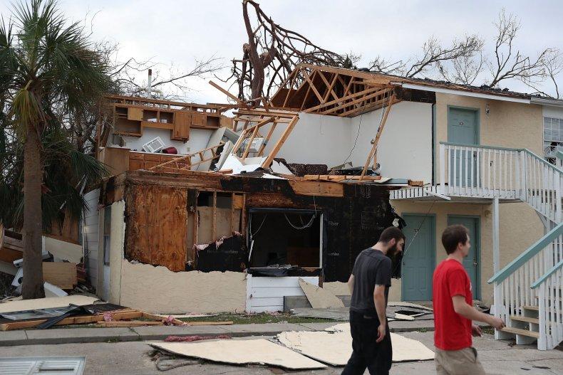 Hurricane Michael Panama City