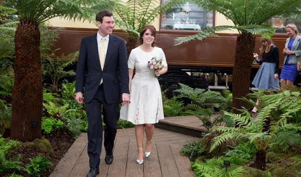 Everything to Know About Princess Eugenie and Jack Brooksbank Wedding