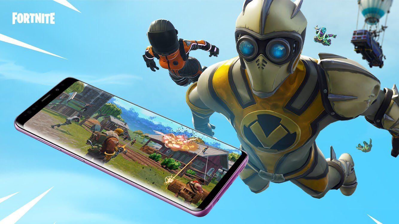 Fortnite Android beta release drop