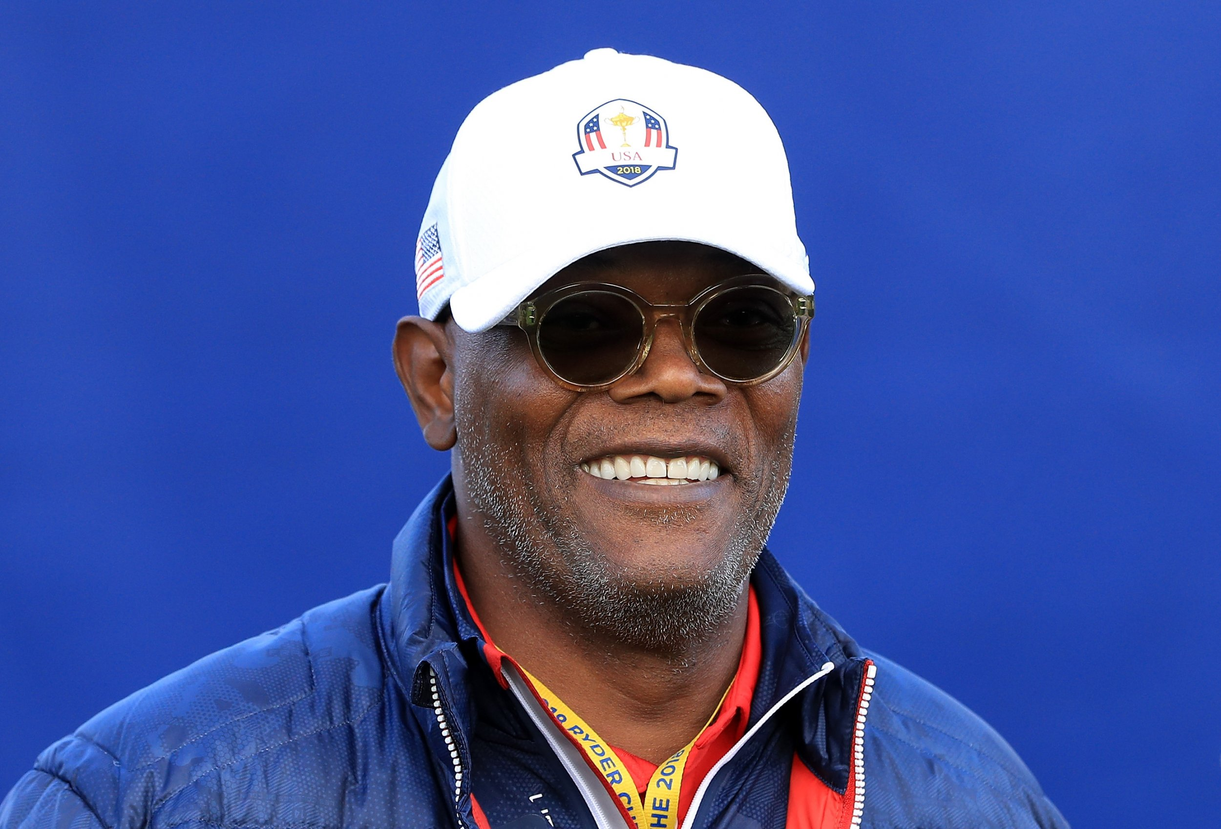 Samuel L Jackson Wants Voters to Volunteer This Fall