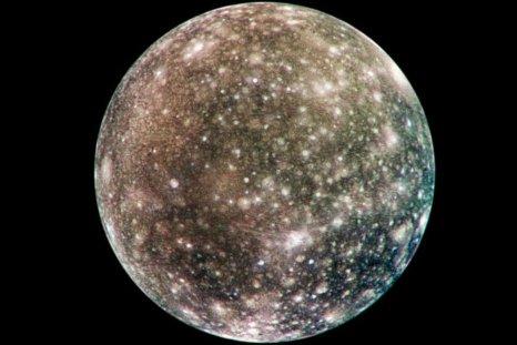Callisto Moon