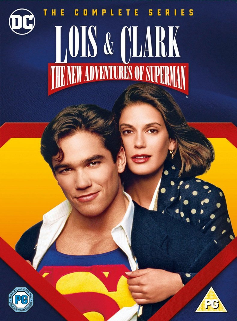 lois and calrk new adventures of superman dc universe