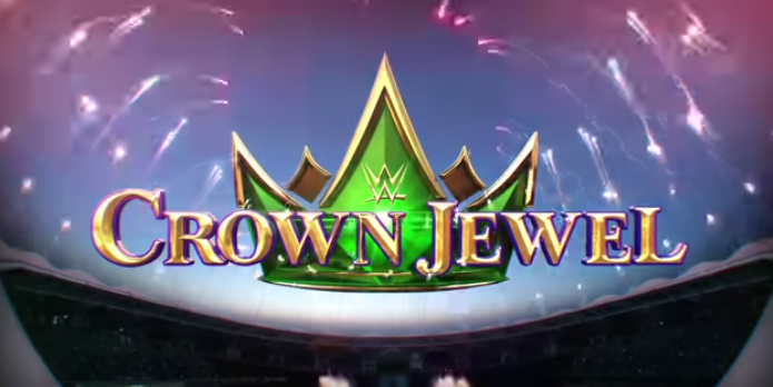 wwe crown jewel logo