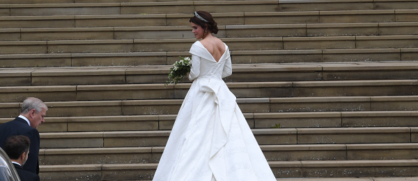 Who Are the Designers Behind Princess Eugenie's Wedding Gown?