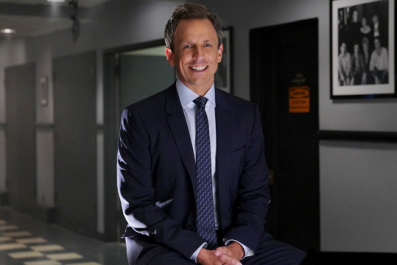 Watch Seth Meyers Return to 'SNL'