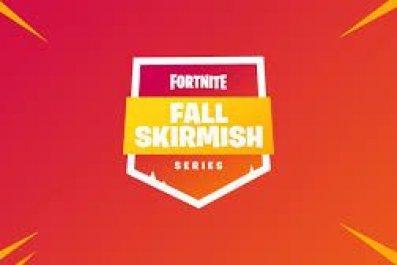 Fortnite Fall Skirmish logo Week 4