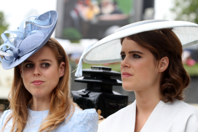 Princess Beatrice Read From 'The Great Gatsby' at Princess Eugenie's Wedding