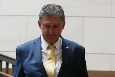 Senator Joe Manchin $3 Million Helicopter Opioid crisis