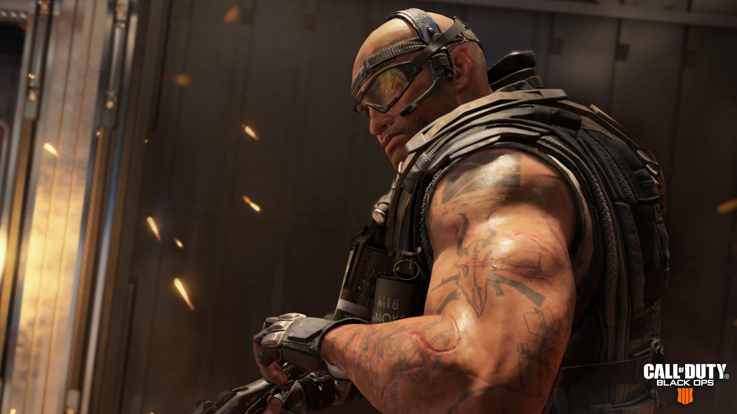 Black Ops 4 Ajax