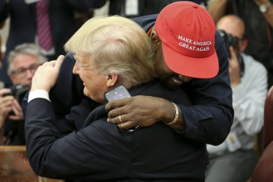 Kanye West Visit to 'Speechless and Confused' Donald Trump Left White House Aides Embarrassed, Reporter Says