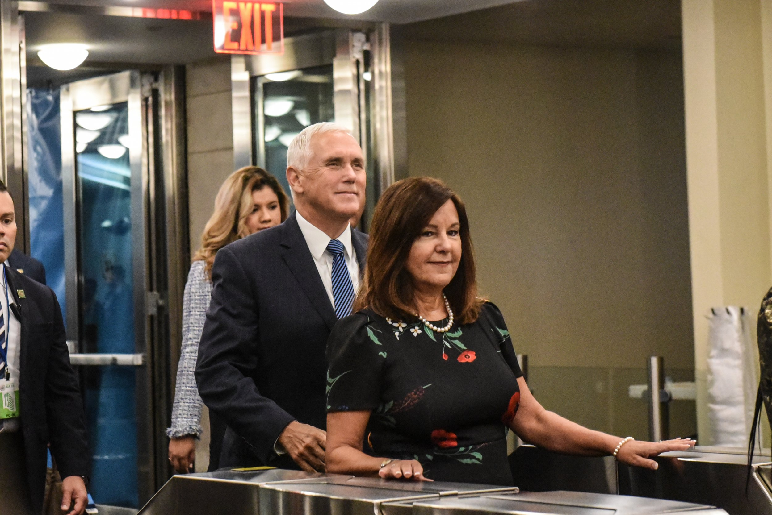Karen pence, mike pence, mark harris homosexuality illegal