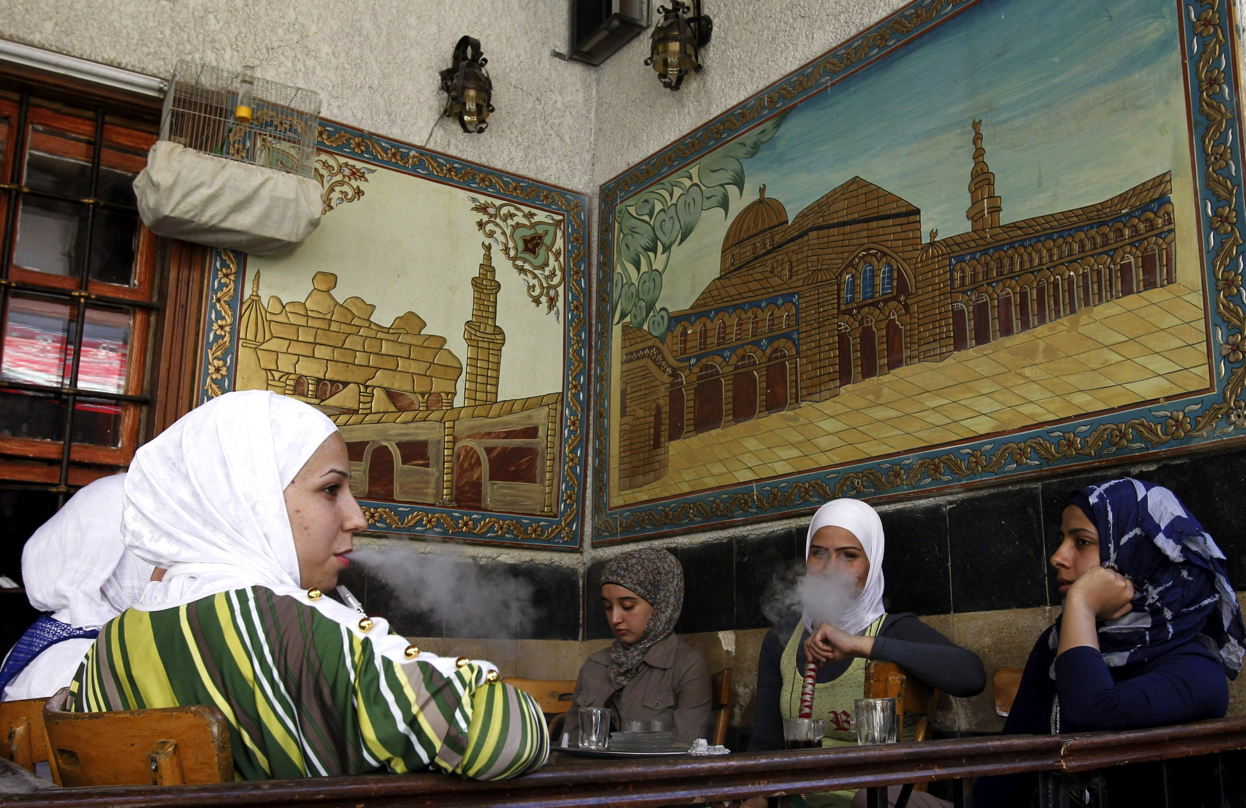 SyriaWomen