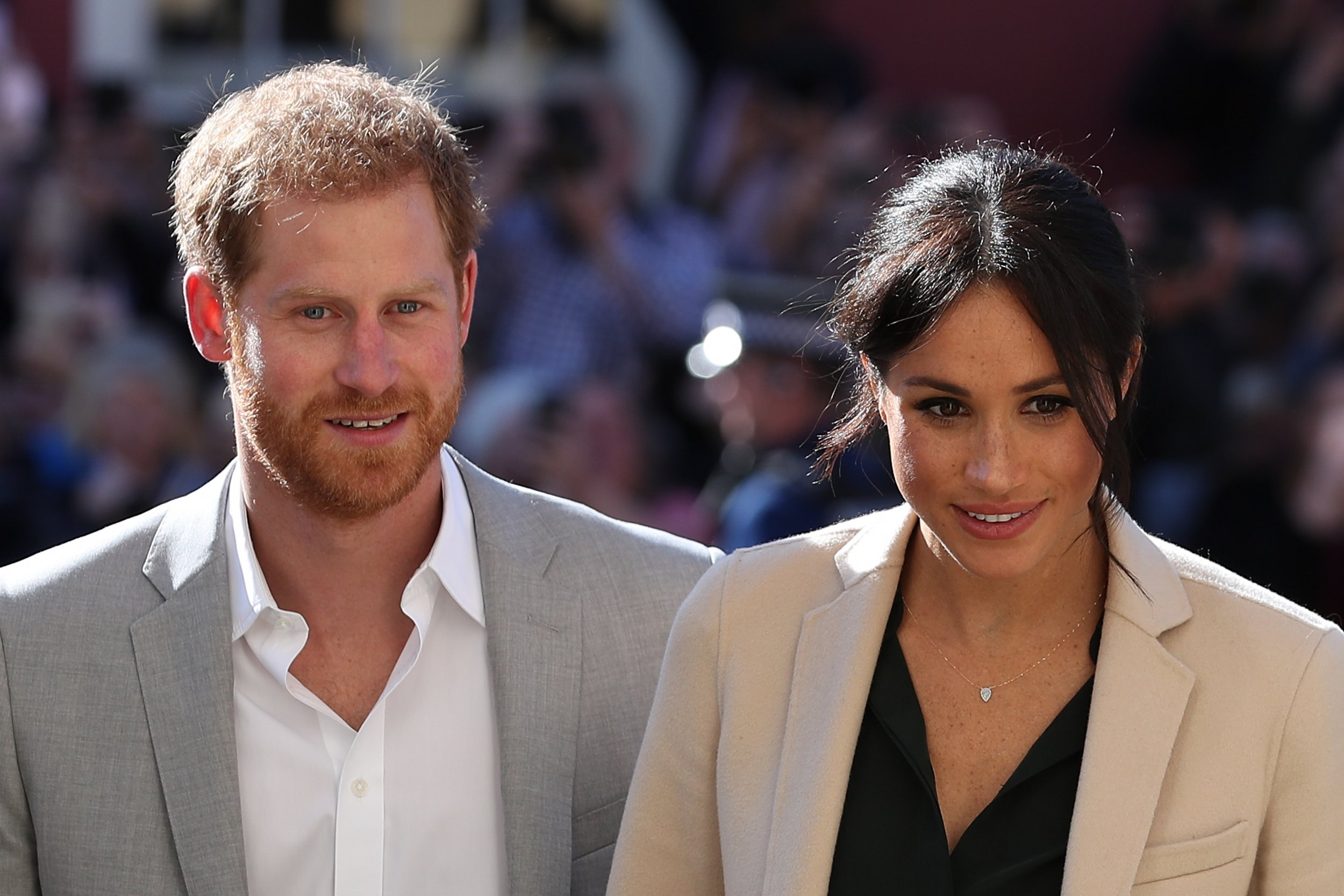 Meghan Markle, Prince Harry Pregnancy Rules
