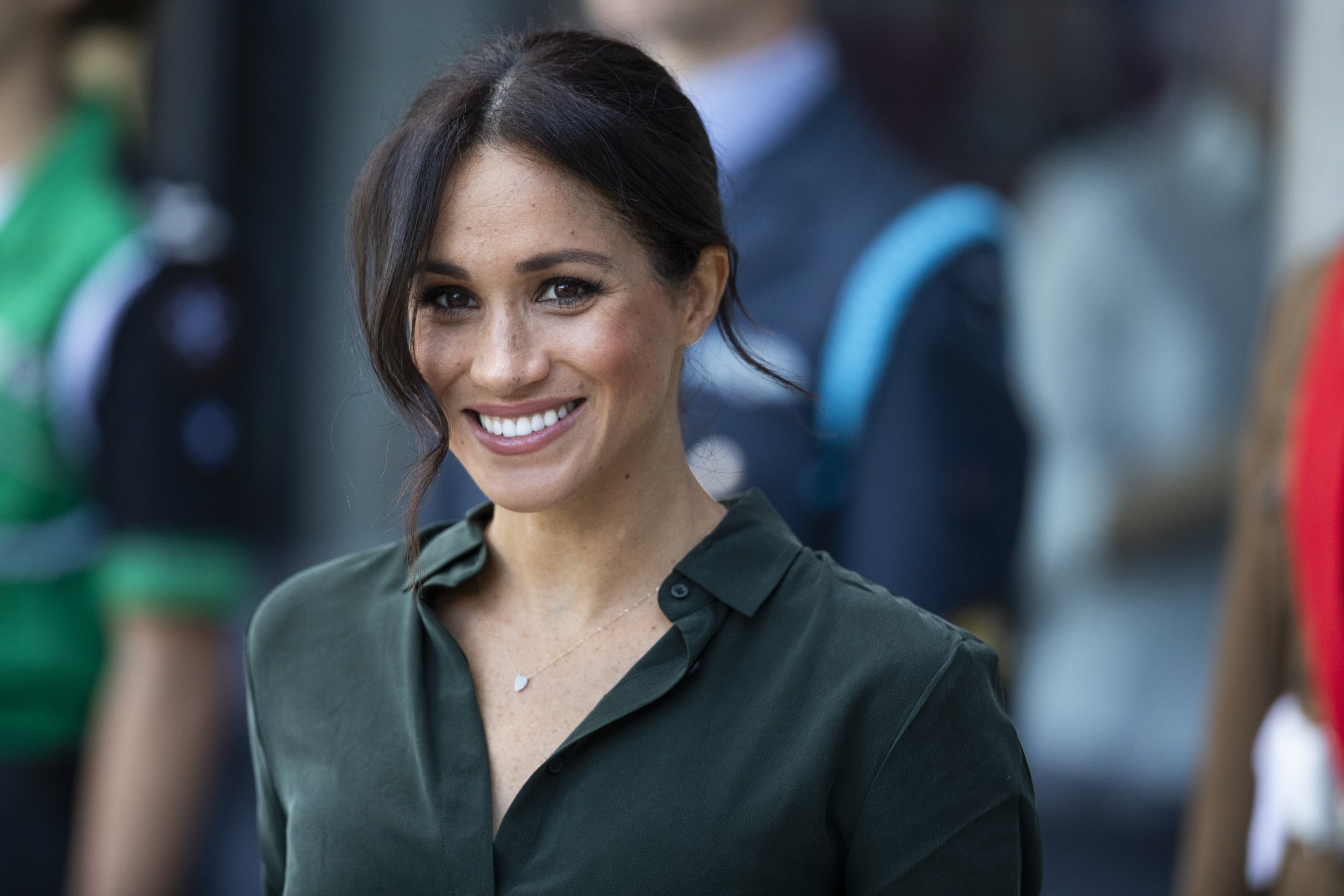 Meghan Markle's Having a Geriatric Pregnancy