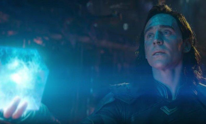 loki tesserract avengers infinity war thanos death