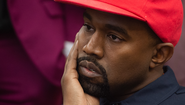 Kanye West Mental Health Discussion With Charlamagn Tha God Canceled