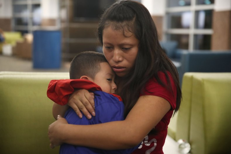 Dozens of Migrant Children Still Separated From Their Parents