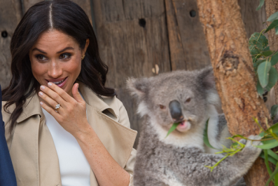 Meghan Markle's Sister Makes Threatening Statement After Duchess' Baby News