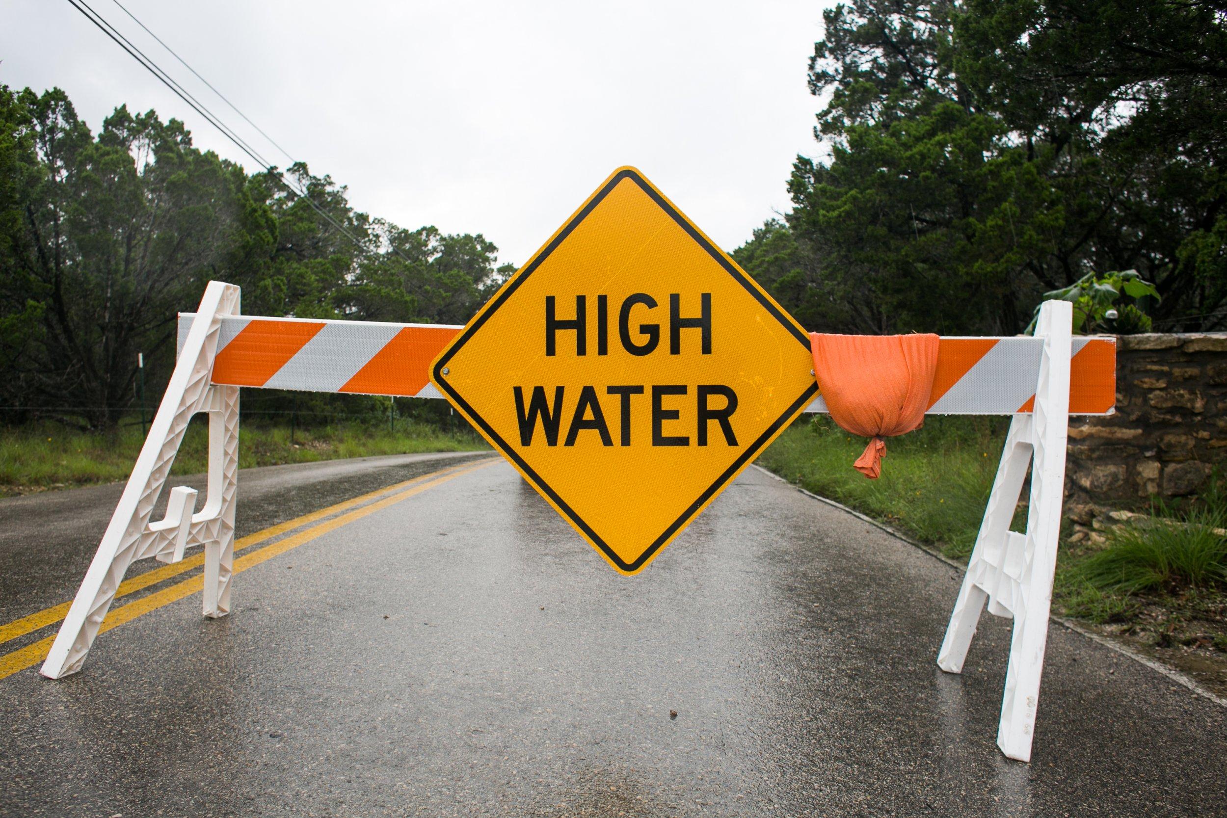 Texas Flooding: Llano River Reaches Near Record-Breaking