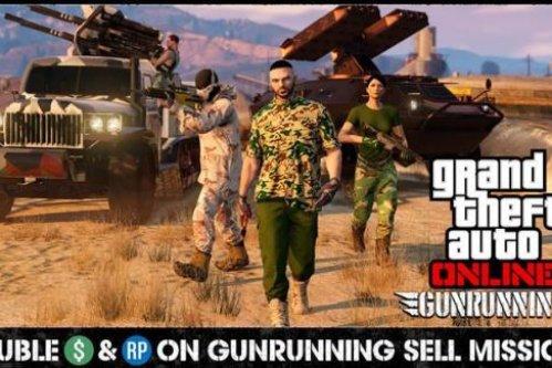 GTA Online' Weekly Update: Last Chance to Earn Bonus GTA