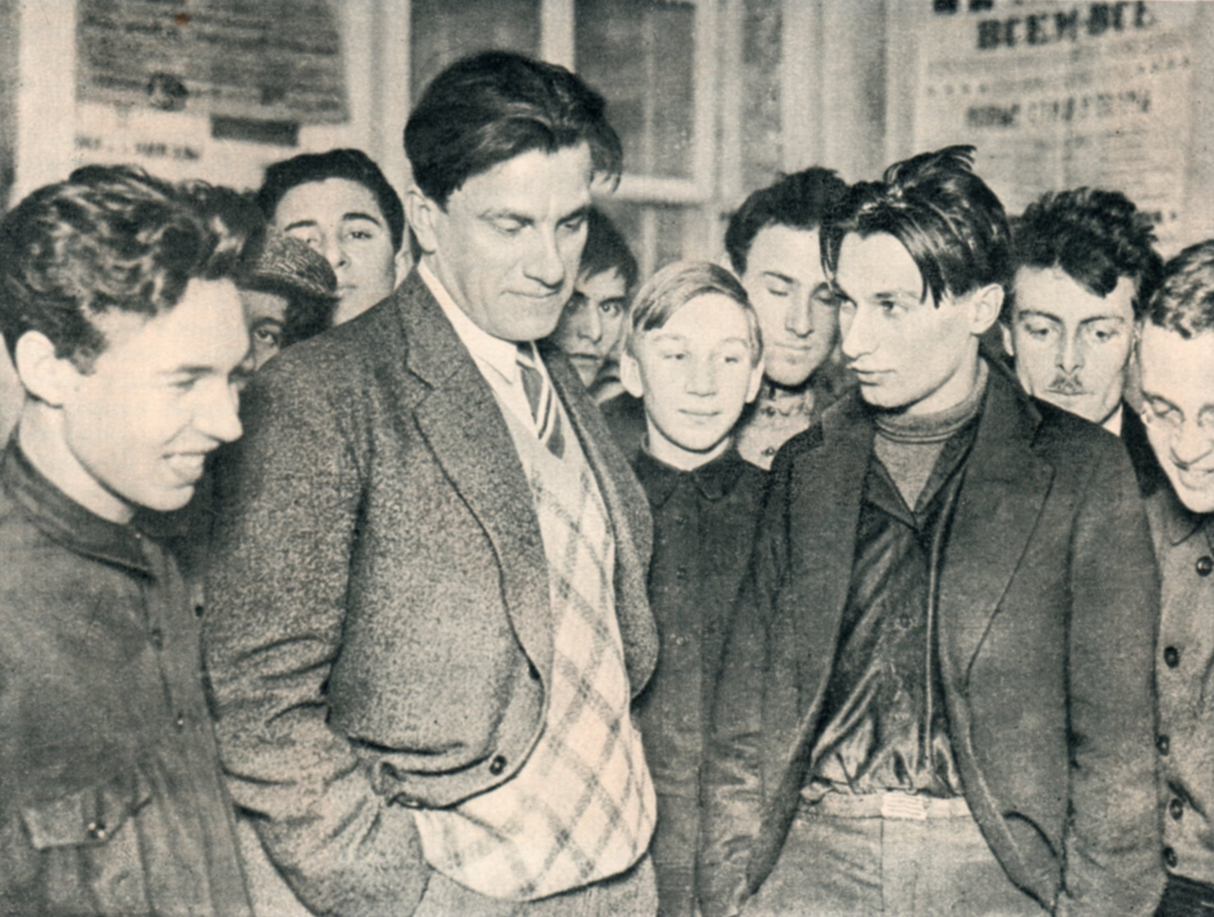 Mayakovsky_and_Fedor_Tarasov