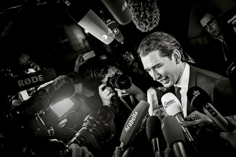 Sebastian Kurz is Remaking Europe's Future From its Darkest Past - Newsweek