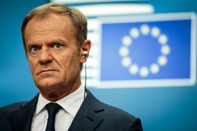 brexit deal, theresa may, donald tusk