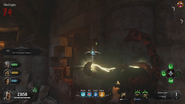 Call of Duty: Black Ops 4' Zombies IX Easter Egg Guide